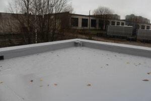 Konteineri vedelplast katused